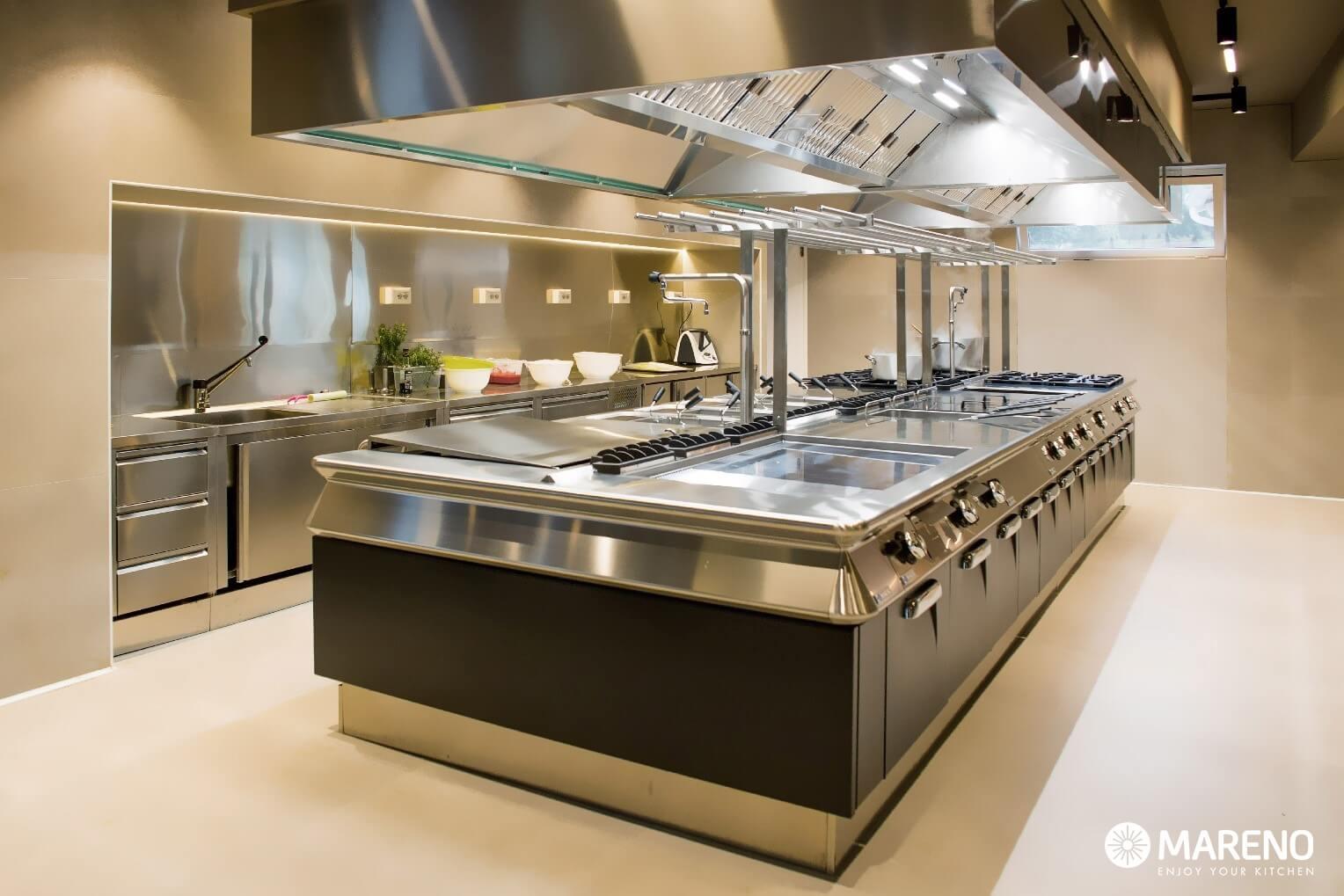 attrezzature professionali per la ristorazione